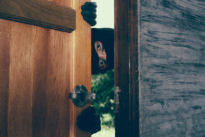 Always worried about thieves and burglars breaking into your house while you're away