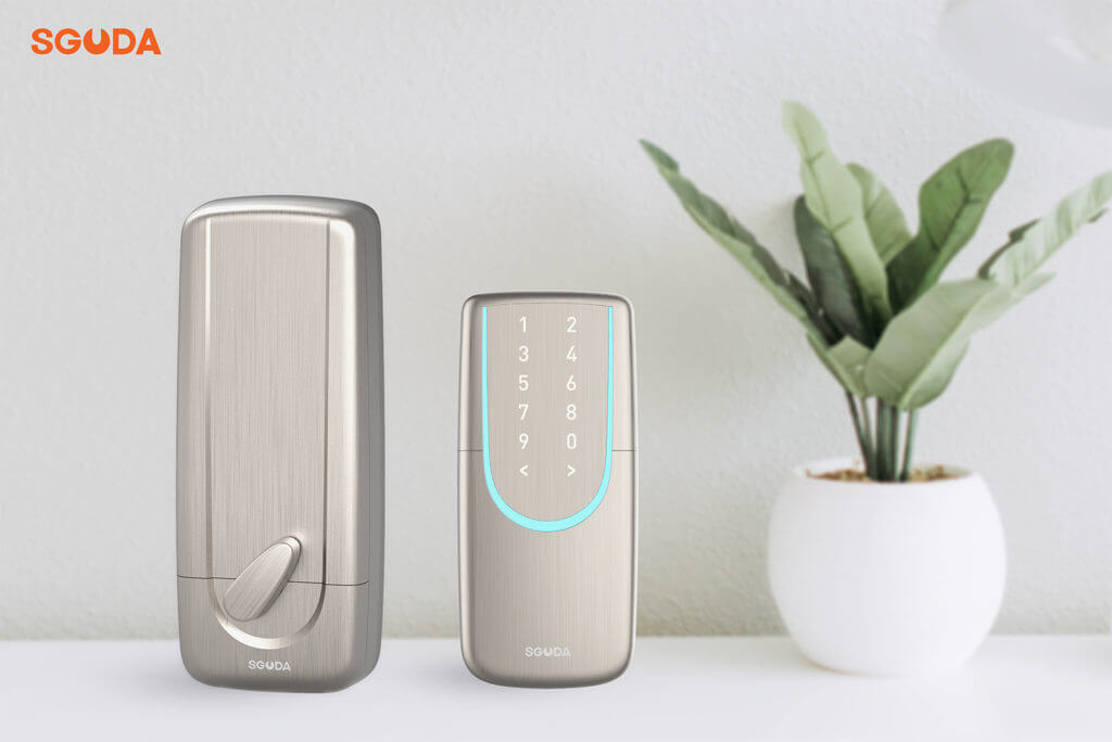 SGUDA wifi built in smart lock
