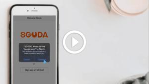 如何將SGUDA App與SGUDA門鎖配對?