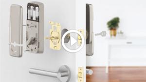 how to install sguda lock