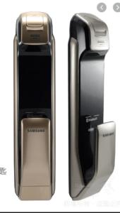 Samsung 電子鎖