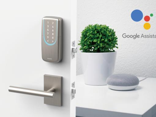 U-Lock 遠端智慧鎖-google智慧音箱開門開/關門