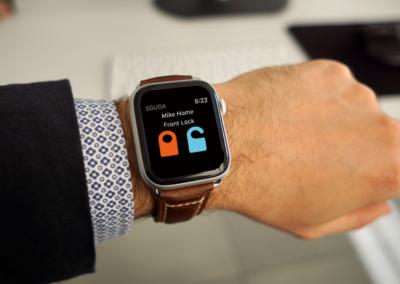 u-lock 聲控遠端智慧鎖 apple watch 開門